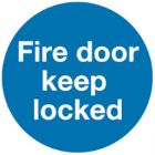 Fire Door K/Locked 100X100Mm S/A Km72A/S (Pack of 5)